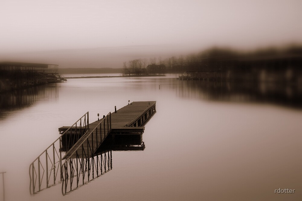 Boat Dock by rdotter
