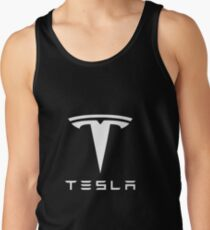 Tesla Merchandise Tank Top