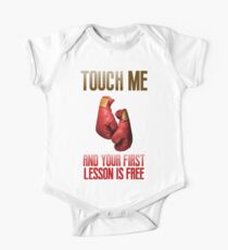 TOUCH ME AND YOUR FIRST LESSON IS FREE Kids Clothes