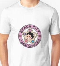 Beach City-Crystal Gems Club Merchandise Unisex T-Shirt