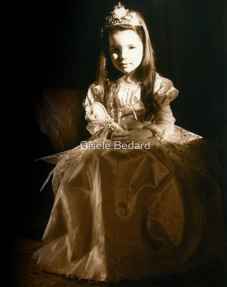 The little Princess by Gisele Bedard