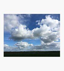 Irish Sky Photographic Print