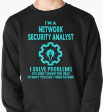 NETWORK SECURITY ANALYST - NICE DESIGN 2017 Pullover