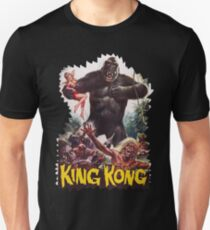 König Kong (1933) Slim Fit T-Shirt