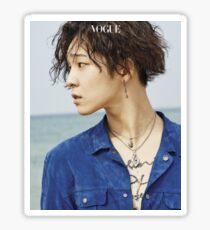 Nam Taehyun Vogue Sticker