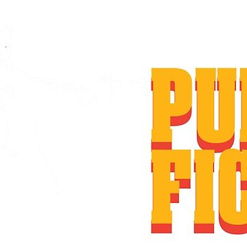 Pulp Fiction - No Friction by designbydomm