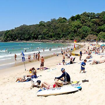 A day at Noosa beach, Queensland, Australia. by ianb7