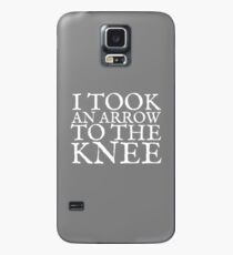 I Took an Arrow to the Knee Case/Skin for Samsung Galaxy