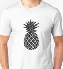 Marble Pineapple Unisex T-Shirt