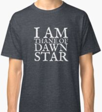 Thane of Dawnstar Classic T-Shirt