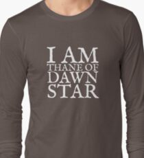 Thane of Dawnstar Long Sleeve T-Shirt