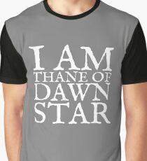 Thane of Dawnstar Graphic T-Shirt
