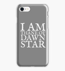 Thane of Dawnstar iPhone Case/Skin