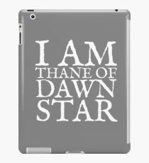 Thane of Dawnstar iPad Case/Skin
