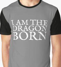 I am the Dragonborn Graphic T-Shirt