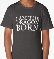 I am the Dragonborn Long T-Shirt
