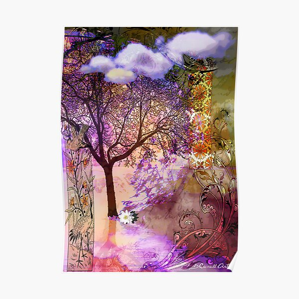 Colorful Collage Poster