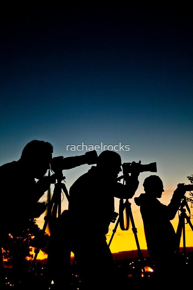 photographers at dusk by rachaelrocks