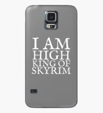 High King of Skyrim Case/Skin for Samsung Galaxy