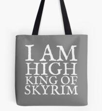High King of Skyrim Tote Bag