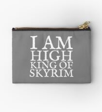 High King of Skyrim Studio Pouch
