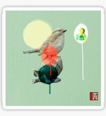 Song Bird Sticker