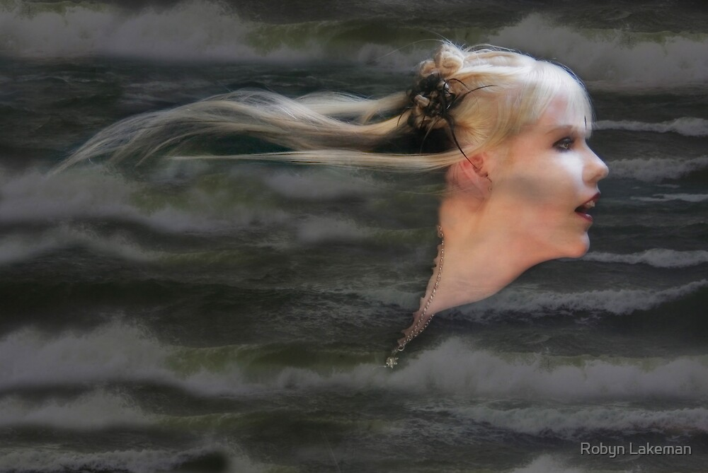 Siren's call by Robyn Lakeman