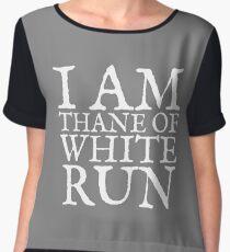 Thane of Whiterun Chiffon Top