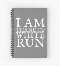 Thane of Whiterun Spiral Notebook