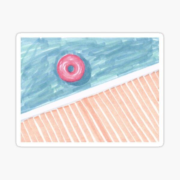 Alone #redbubble #decor #buyart Sticker