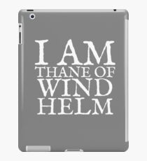 Thane of Windhelm iPad Case/Skin
