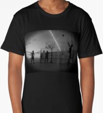 Great Game of Basketball Long T-Shirt