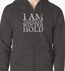 Thane of Winterhold Zipped Hoodie
