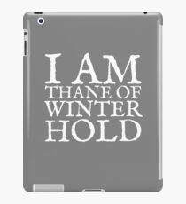 Thane of Winterhold iPad Case/Skin