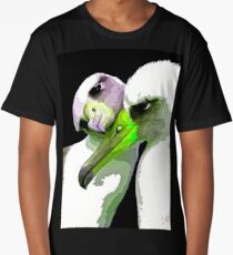 Birds of A Feather Love Together Long T-Shirt