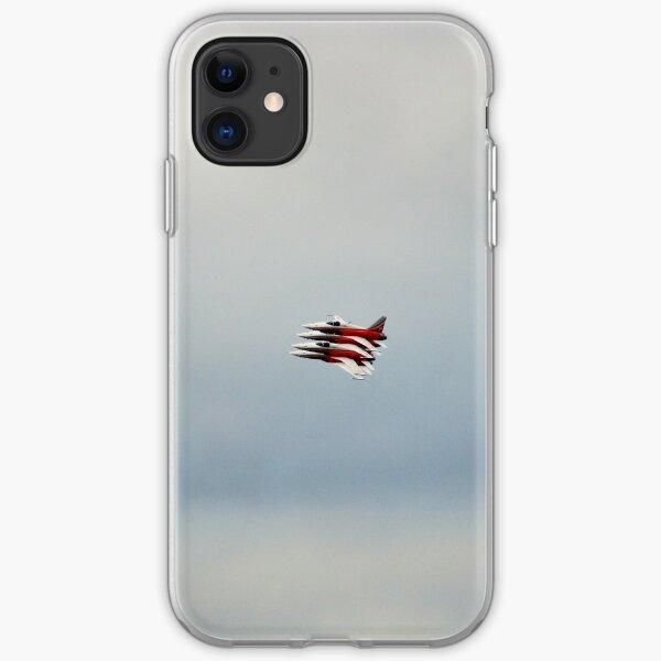 SWISS AIR FORCE PATROUILLE SUISSE iPhone Soft Case