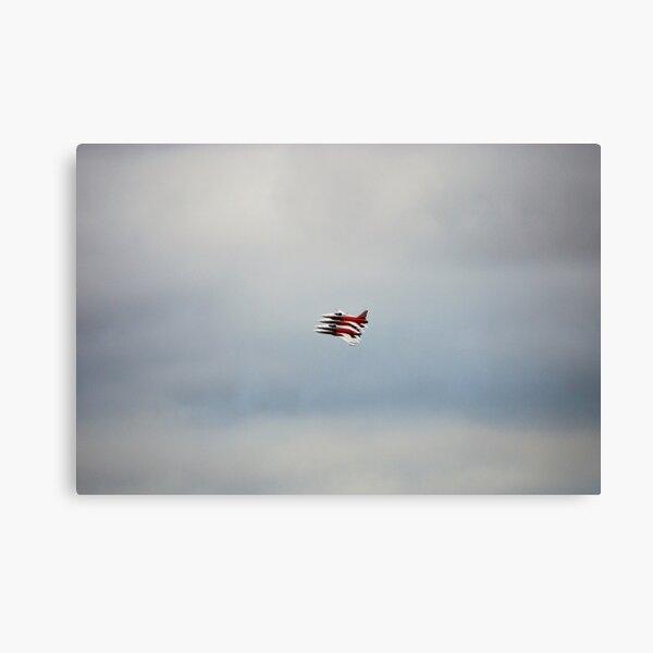 SWISS AIR FORCE PATROUILLE SUISSE Canvas Print
