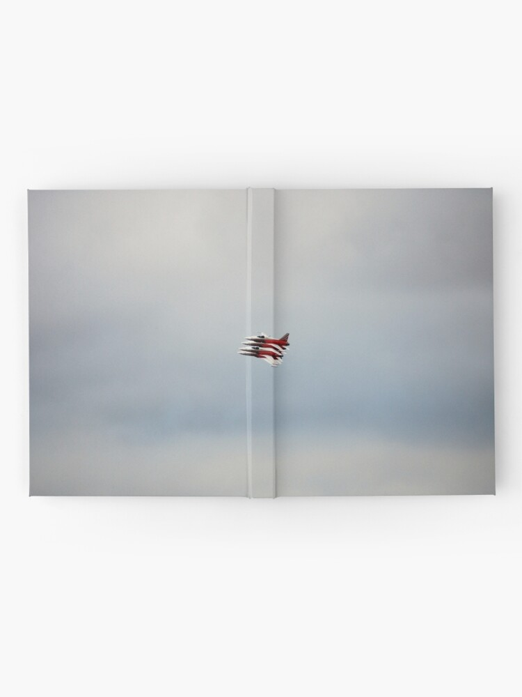 Alternate view of SWISS AIR FORCE PATROUILLE SUISSE Hardcover Journal