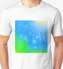 Abstract Summer Background T-Shirt