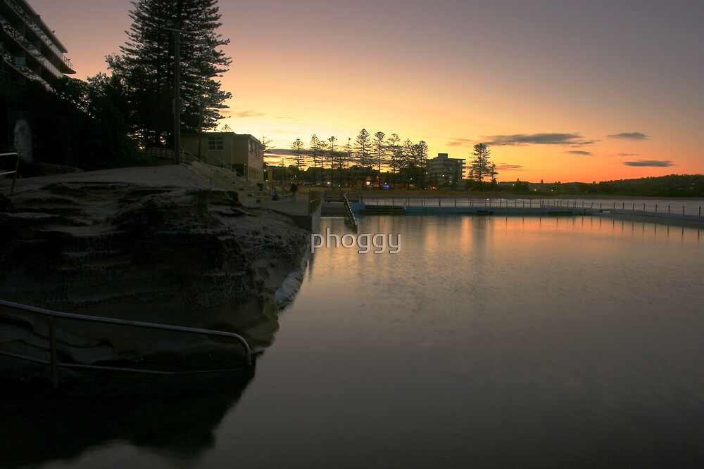 Deewhy Sunset by phoggy
