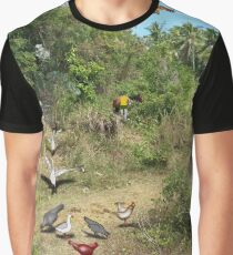 Country life Graphic T-Shirt