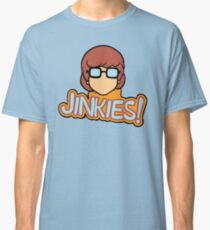 Jinkies! Velma Scooby Doo  Classic T-Shirt