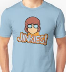 Jinkies! Velma Scooby Doo  T-Shirt