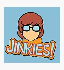 Jinkies! Velma Scooby Doo  Photographic Print