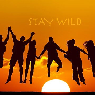 Stay Wild .9 by alex4444