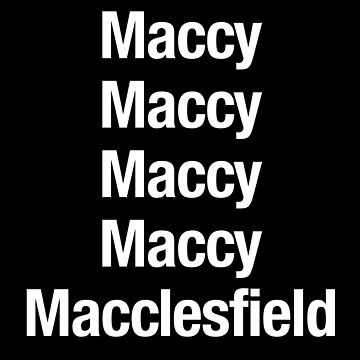 Macclesfield chant. by StuPond