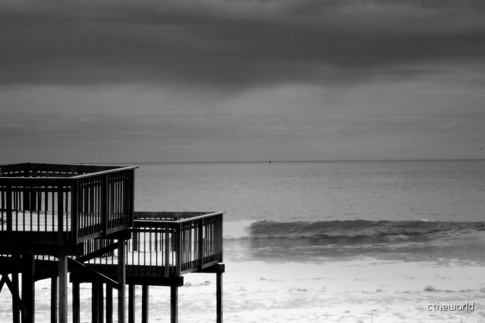 Snowy Beach - USA ^ by ctheworld