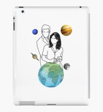 Doctor Who - Twelve and Clara iPad Case/Skin