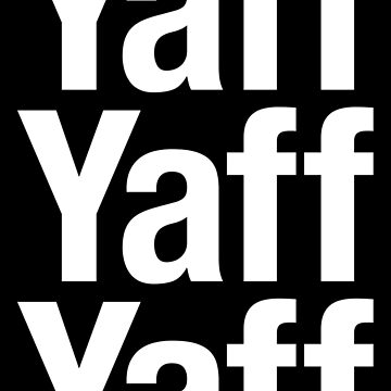 Yaff: Dog bark, Macclesfield dialect by StuPond