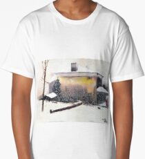 Snow 1 Long T-Shirt